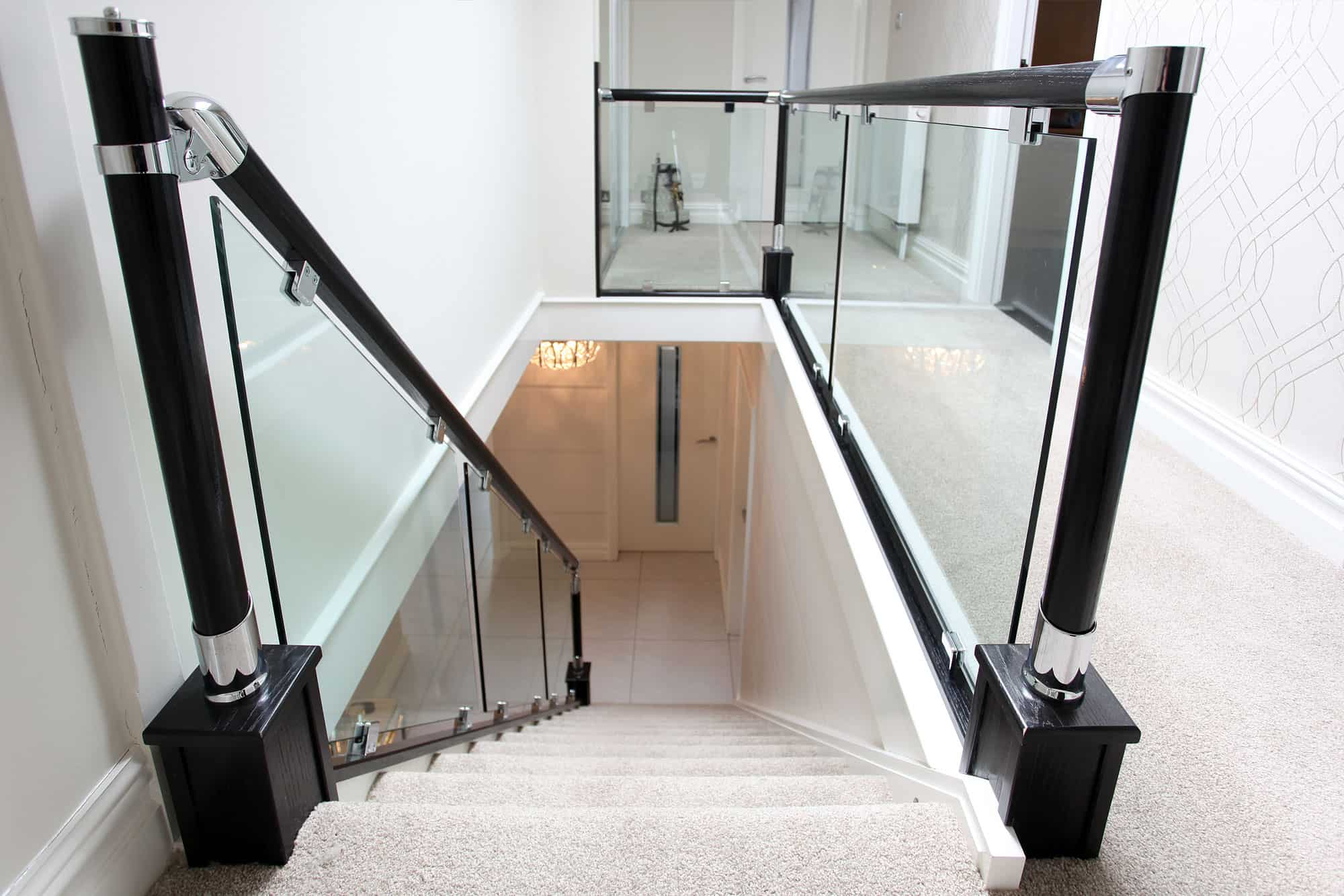 Glass Staircase One Stop Stair Shop