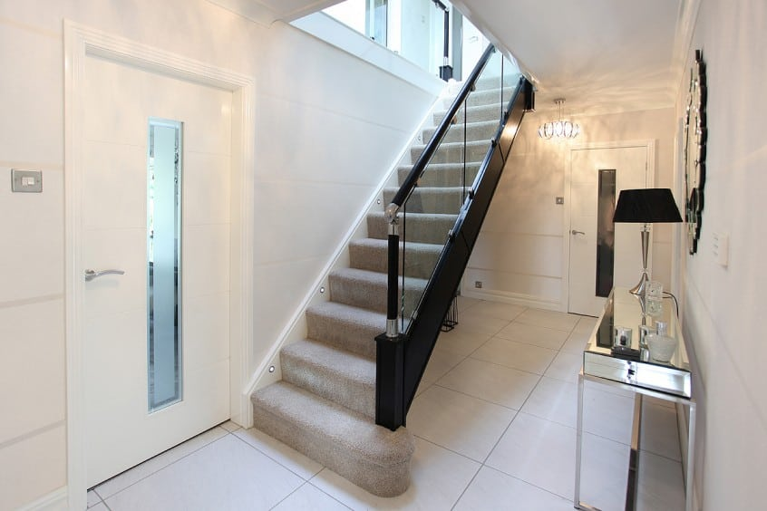glass staircase liverpool