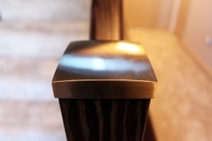 Newel Posts and Caps