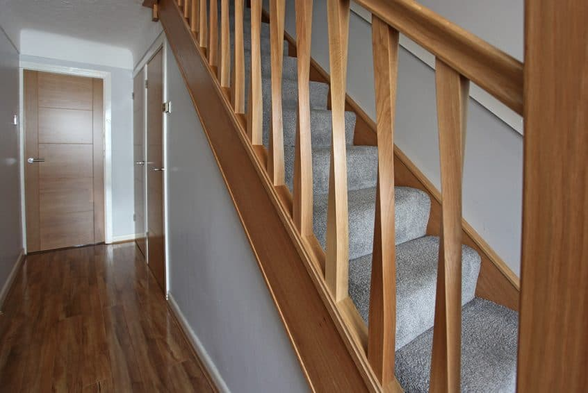 spindle balustrade